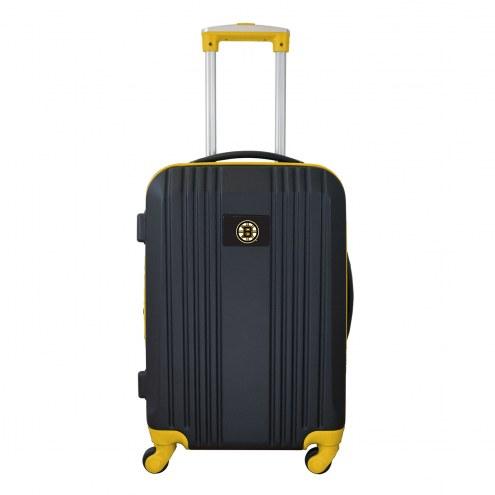 "Boston Bruins 21"" Hardcase Luggage Carry-on Spinner"