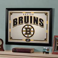 "Boston Bruins 23"" x 18"" Mirror"