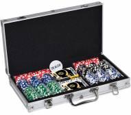 Boston Bruins 300 Piece Poker Set