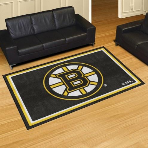 Boston Bruins 5' x 8' Area Rug