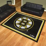 Boston Bruins 8' x 10' Area Rug