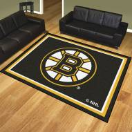 Boston Bruins 8' x 10' Area Rug