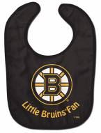 Boston Bruins All Pro Little Fan Baby Bib