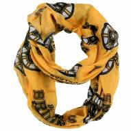 Boston Bruins Alternate Sheer Infinity Scarf