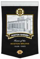 Boston Bruins Arena Banner