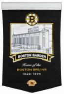 Boston Bruins Arena Banner