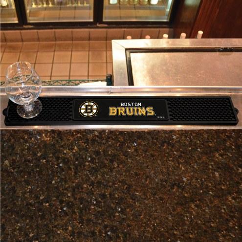Boston Bruins Bar Mat
