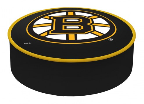 Boston Bruins Bar Stool Seat Cover
