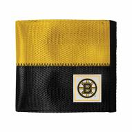 Boston Bruins Belted BiFold Wallet