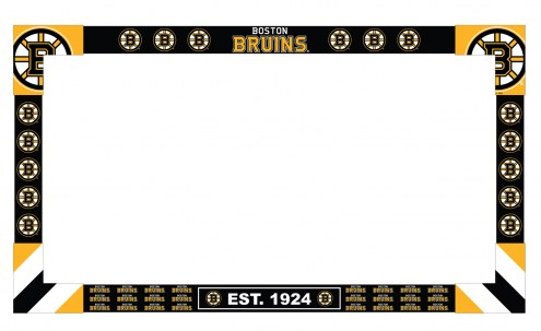 Boston Bruins Big Game Monitor Frame