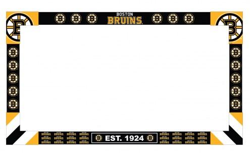 Boston Bruins Big Game TV Frame