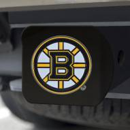 Boston Bruins Black Color Hitch Cover