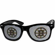 Boston Bruins Black Game Day Shades