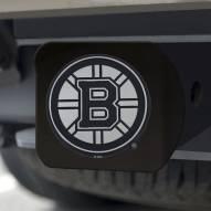 Boston Bruins Black Matte Hitch Cover
