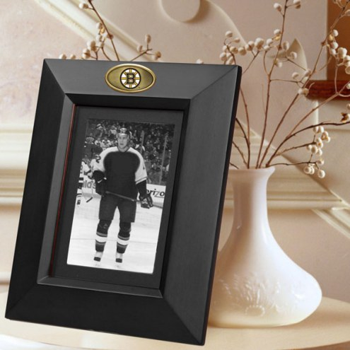 Boston Bruins Black Picture Frame