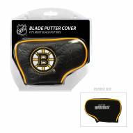 Boston Bruins Blade Putter Headcover