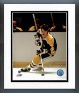 Boston Bruins Bobby Orr Action Framed Photo