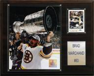 "Boston Bruins Brad Marchand 12"" x 15"" Player Plaque"