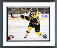 Boston Bruins Brad Marchand Action Framed Photo
