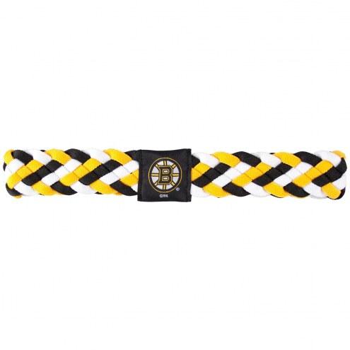 Boston Bruins Braided Head Band