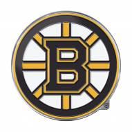 Boston Bruins Color Car Emblem