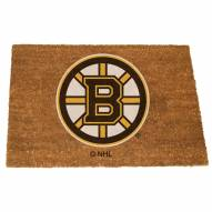 Boston Bruins Colored Logo Door Mat