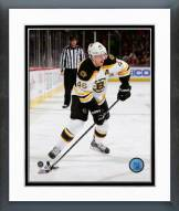 Boston Bruins David Krejci Action Framed Photo