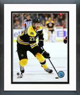 Boston Bruins Dougie Hamilton Action Framed Photo