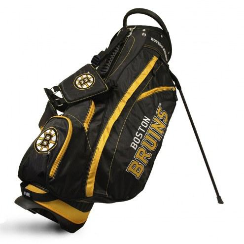 Boston Bruins Fairway Golf Carry Bag