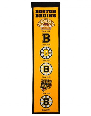 Boston Bruins Fan Favorite Banner