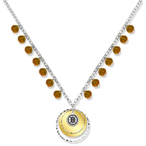 Boston Bruins Game Day Necklace
