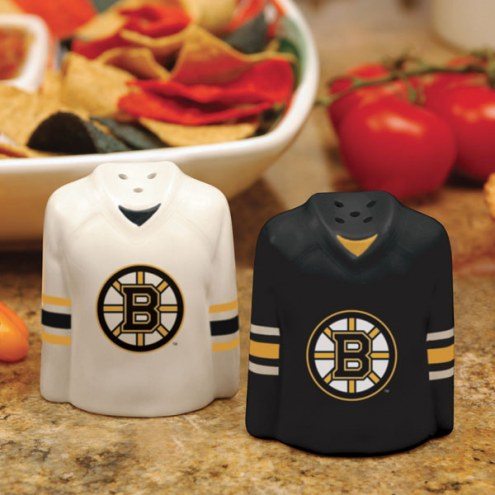 Boston Bruins Gameday Salt and Pepper Shakers