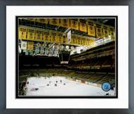 Boston Bruins Garden Framed Photo