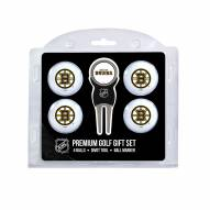 Boston Bruins Golf Ball Gift Set
