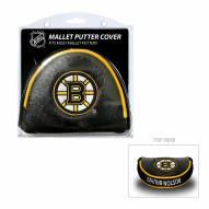 Boston Bruins Golf Mallet Putter Cover