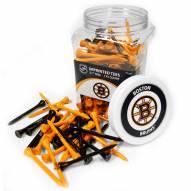 Boston Bruins 175 Golf Tee Jar