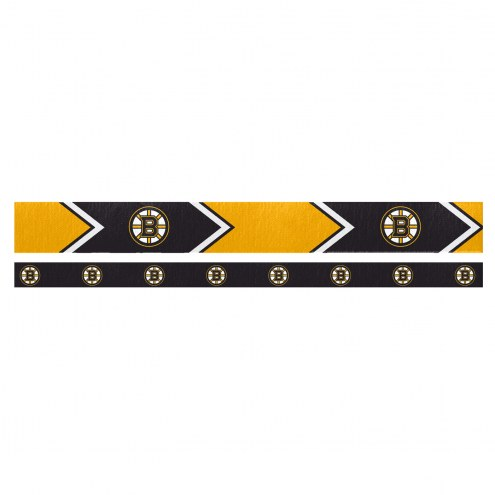 Boston Bruins Headband Set
