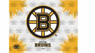 Boston Bruins Logo Canvas Print