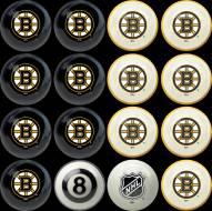 Boston Bruins Home vs. Away Pool Ball Set