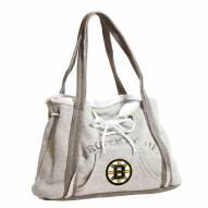 Boston Bruins Hoodie Purse