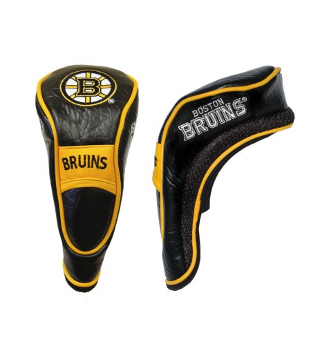 Boston Bruins Hybrid Golf Head Cover