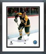 Boston Bruins John Bucyk 1970 Action Framed Photo