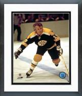 Boston Bruins John McKenzie Action Framed Photo