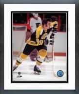Boston Bruins Ken Hodge Sr. 1973 Action Framed Photo