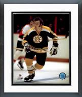 Boston Bruins Ken Hodge Sr. Action Framed Photo
