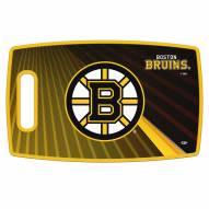 Boston Bruins Large Cutting Board