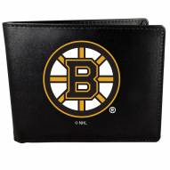 Boston Bruins Large Logo Bi-fold Wallet