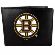 Boston Bruins Large Logo Bi-fold Wallet