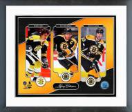Boston Bruins Legacy Collection Framed Photo