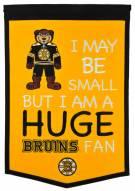 Boston Bruins Lil Fan Traditions Banner